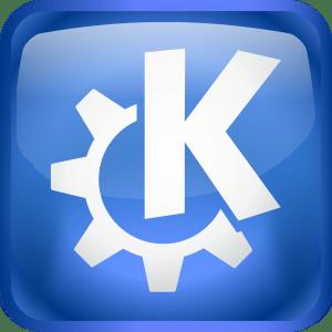 KDE Desktop Logo - blackMORE Ops