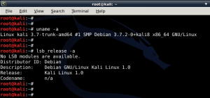 How to add remove user - Standard usernon-root - in Kali Linux - blackMORE Ops -1