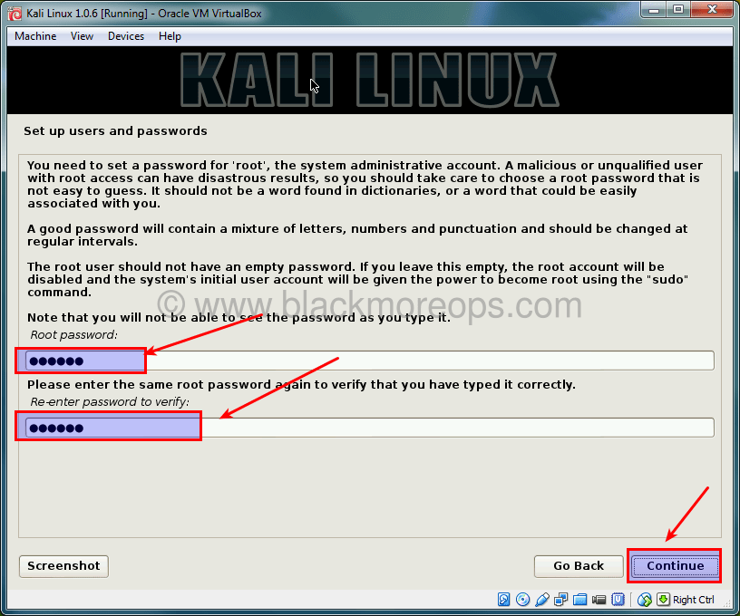 A detailed guide on installing Kali Linux on VirtualBox - blackMORE Ops - (29)