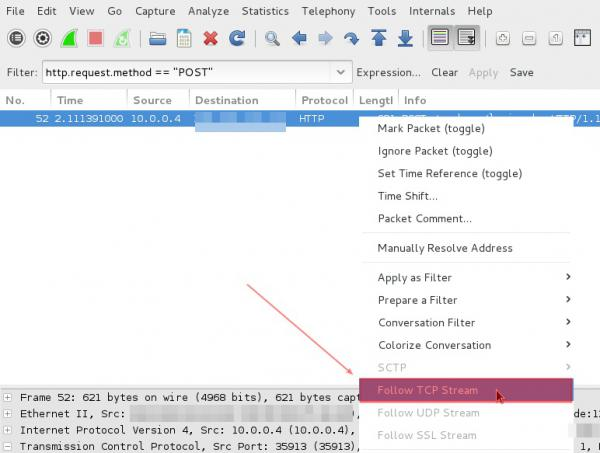 offensive never ending security website password hacking using wireshark blackmore ops 4