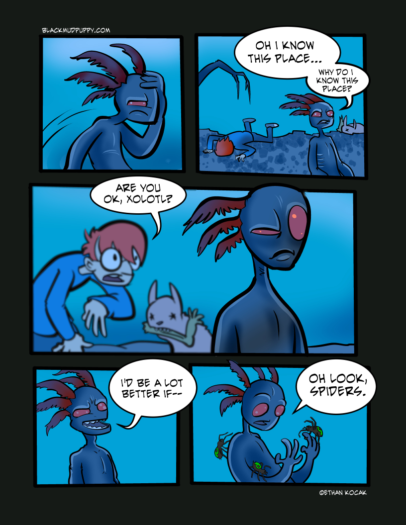 Mexican Standoff Page 11