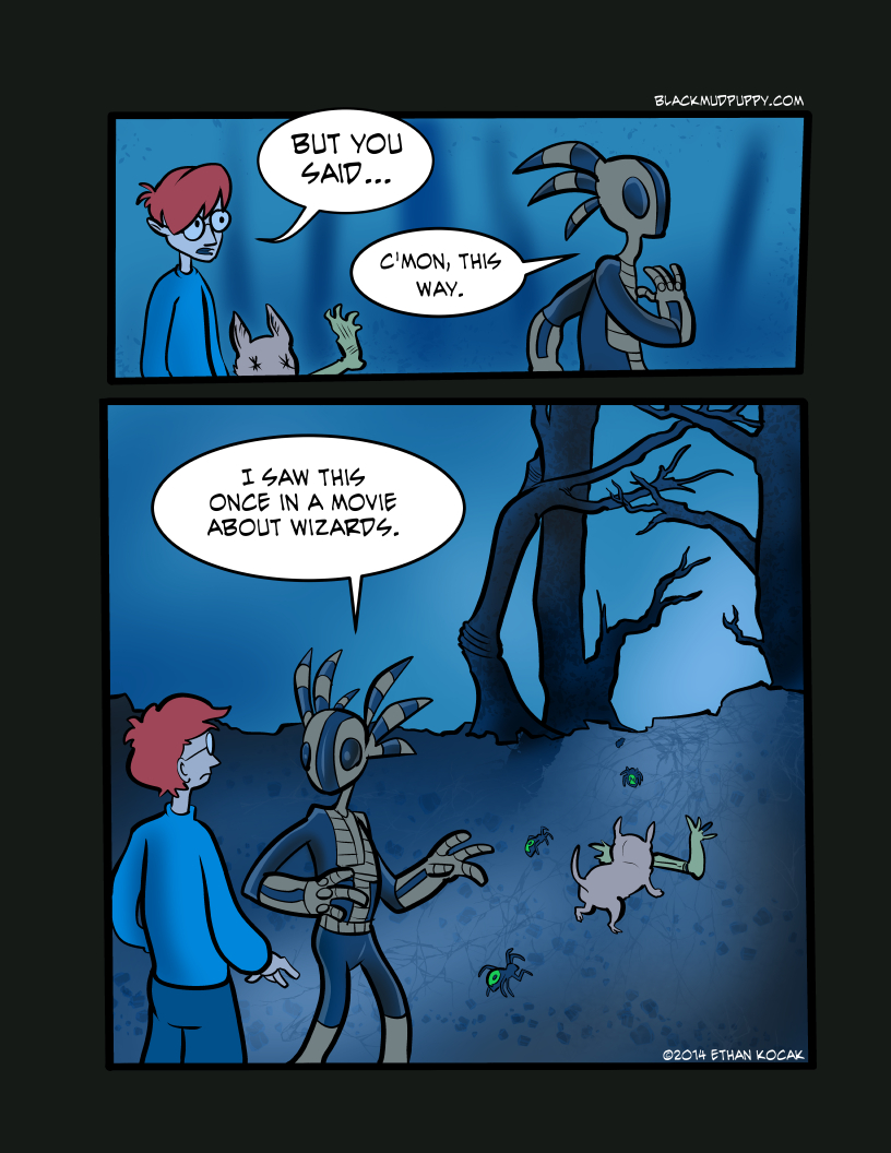 Mexican Standoff Page 13