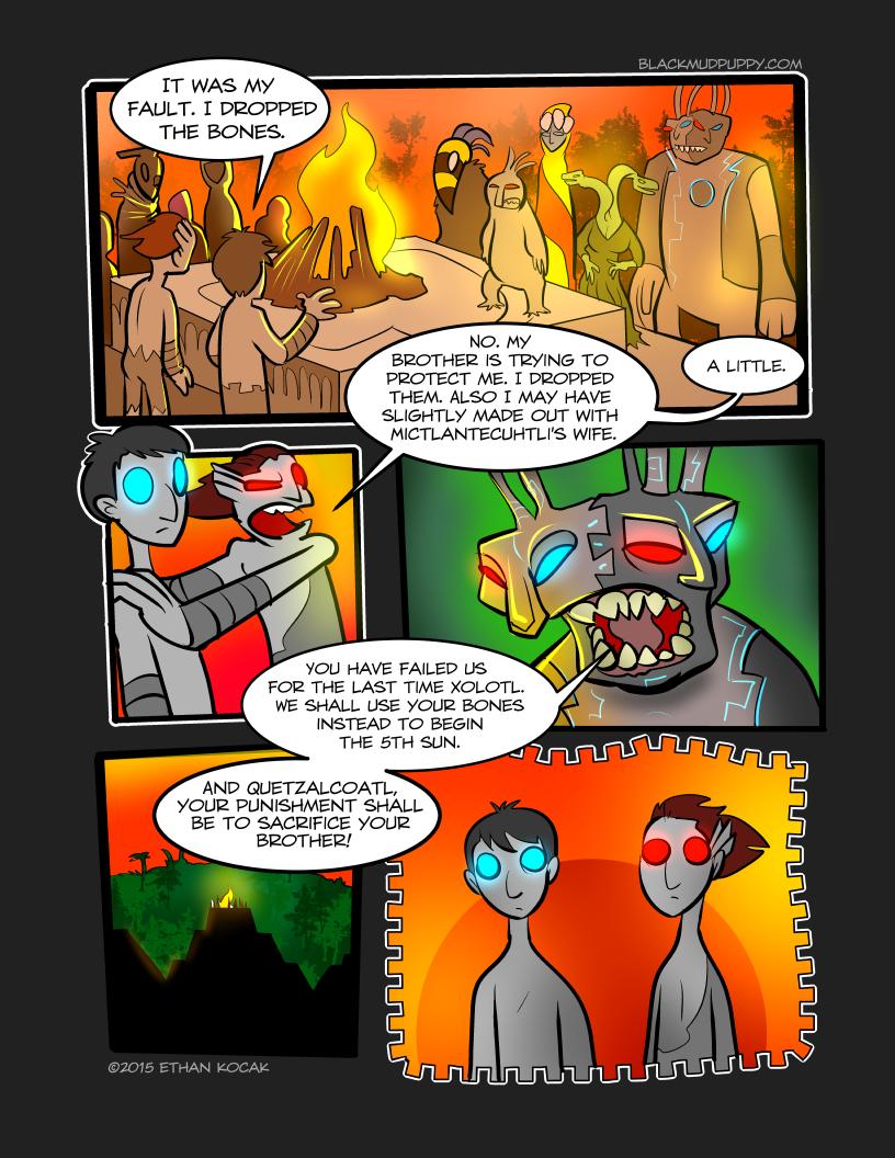 Blood Smoke And Mirrors Page 28