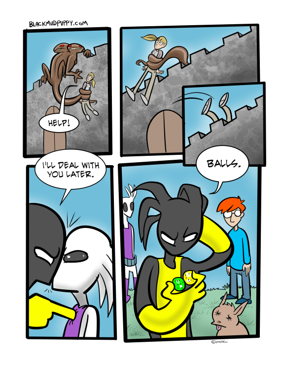 Salamanders From Hell Page 16