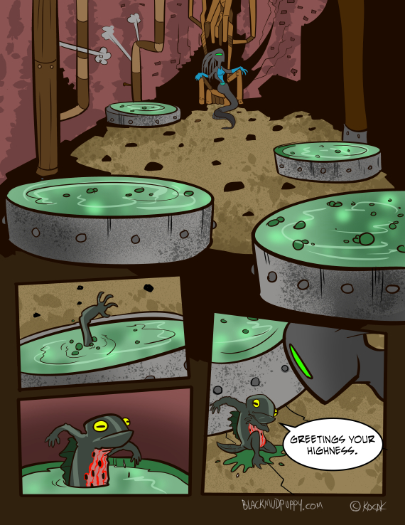Salamanders From Hell Page 18