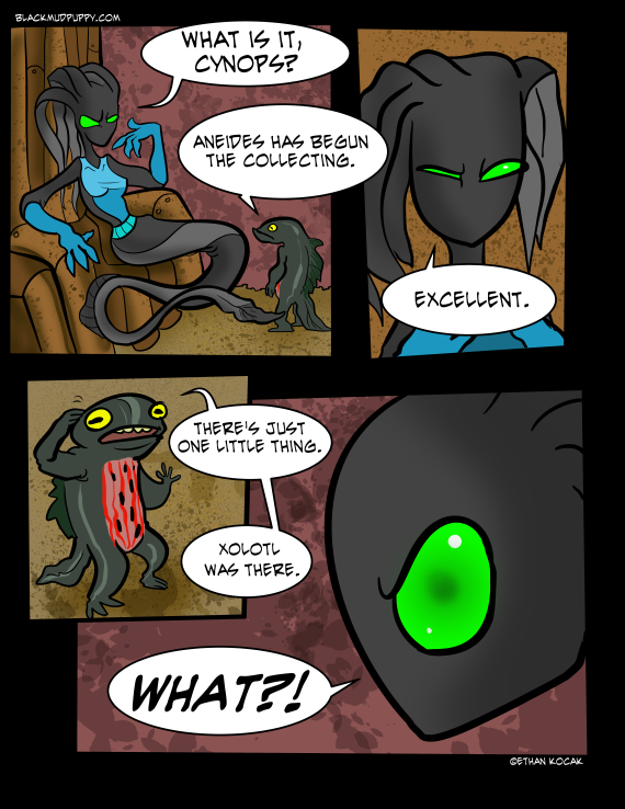 Salamanders From Hell Page 19