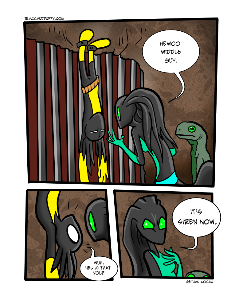 Salamanders From Hell Page 58