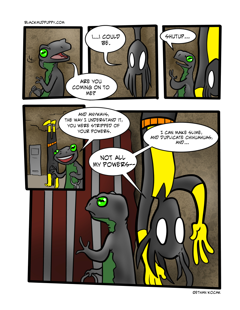 Salamanders From Hell Page 66