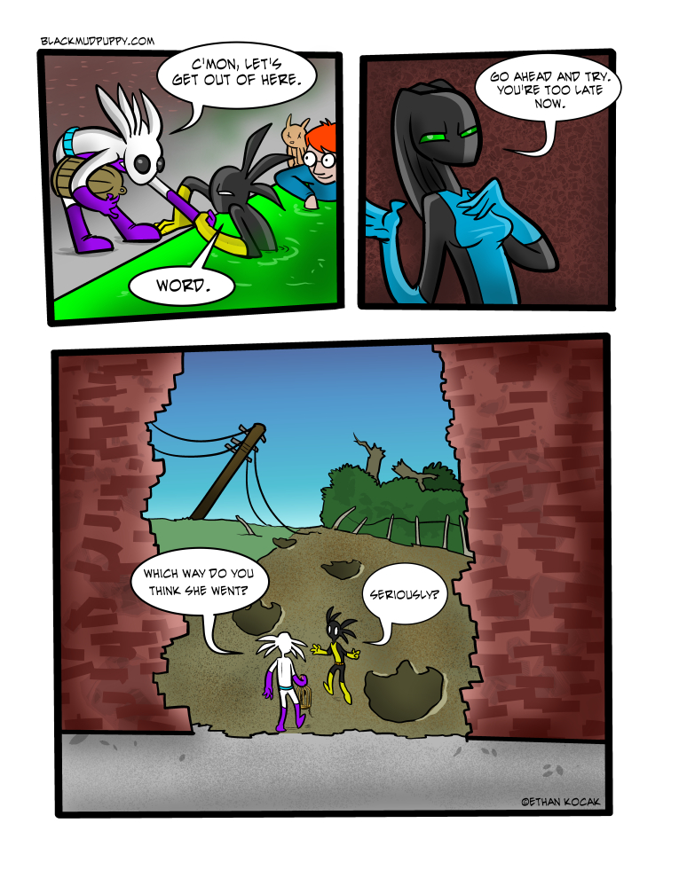 Salamanders From Hell Page 81