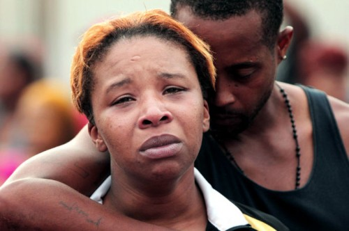 Michael Brown Shot By Police Officer in Ferguson Missouri