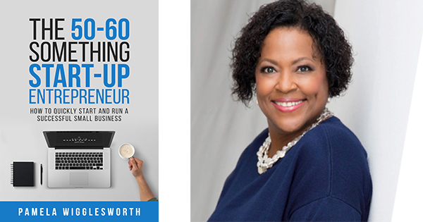 50-60 Something Start-Up Entrepreneur by Pamela Wigglesworth