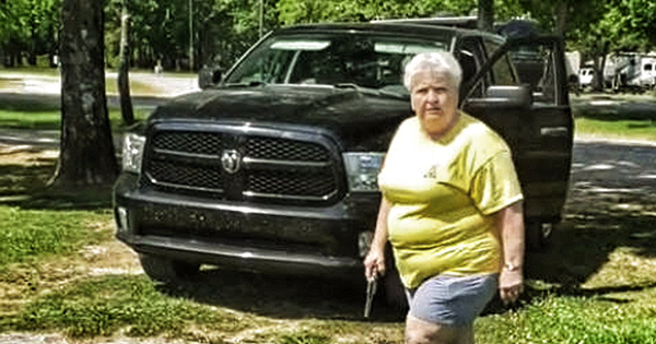 Ruby Howell, white granny who pulled her gun on Black couple