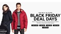 H&M Black Friday Ad 2015