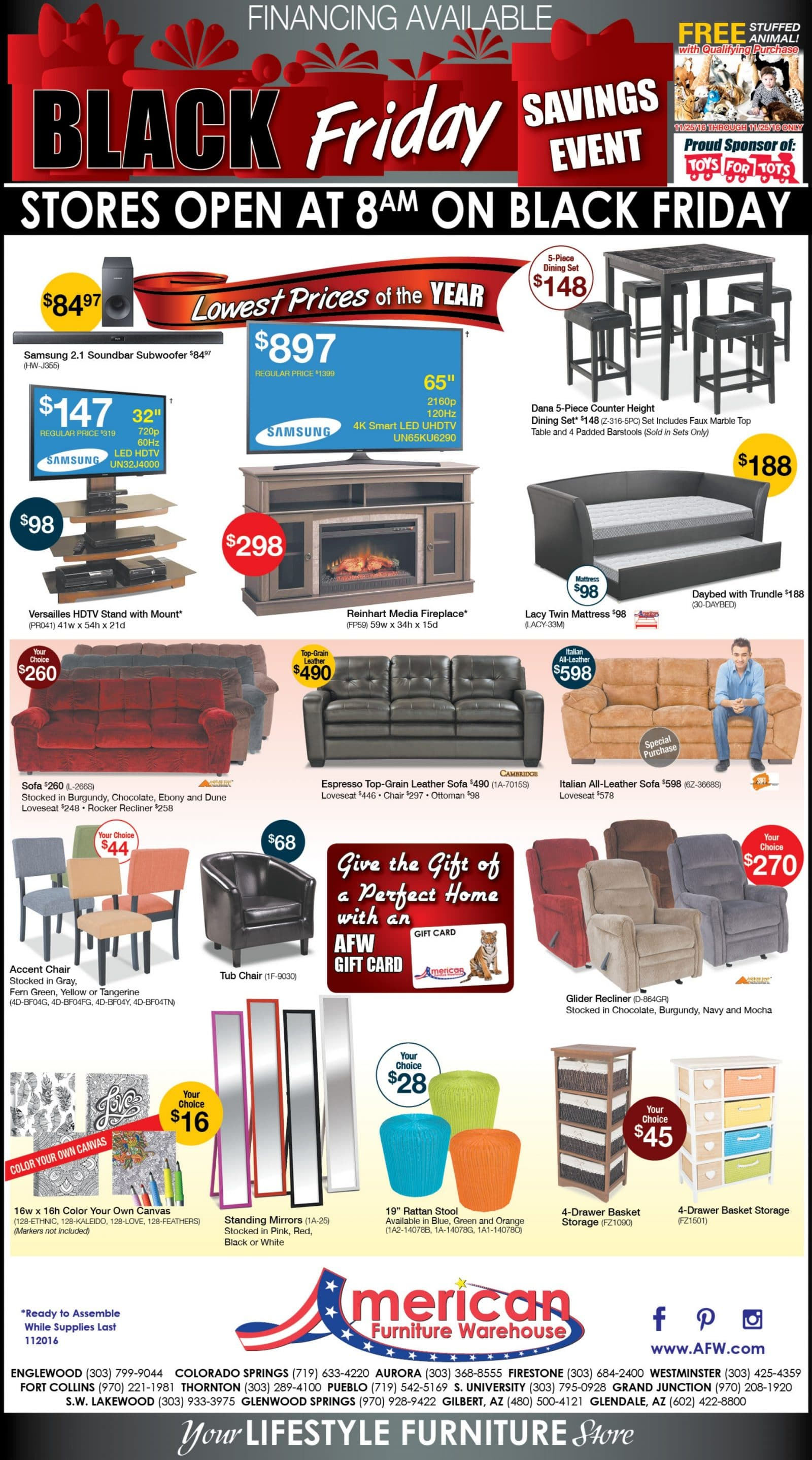 best place to buy leather sofa gala york pa american furniture warehouse black friday ad 2016