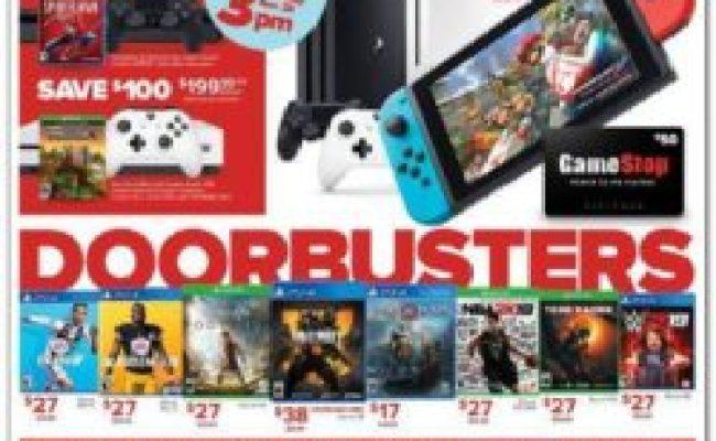 Gamestop Black Friday 2019