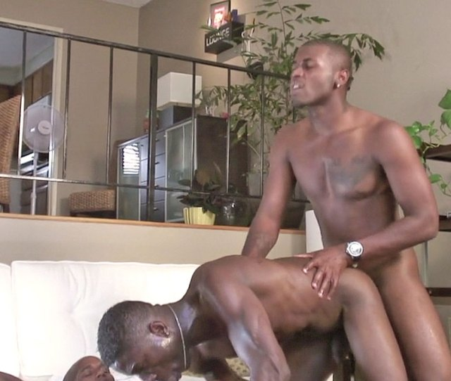 Black Cock Threesome