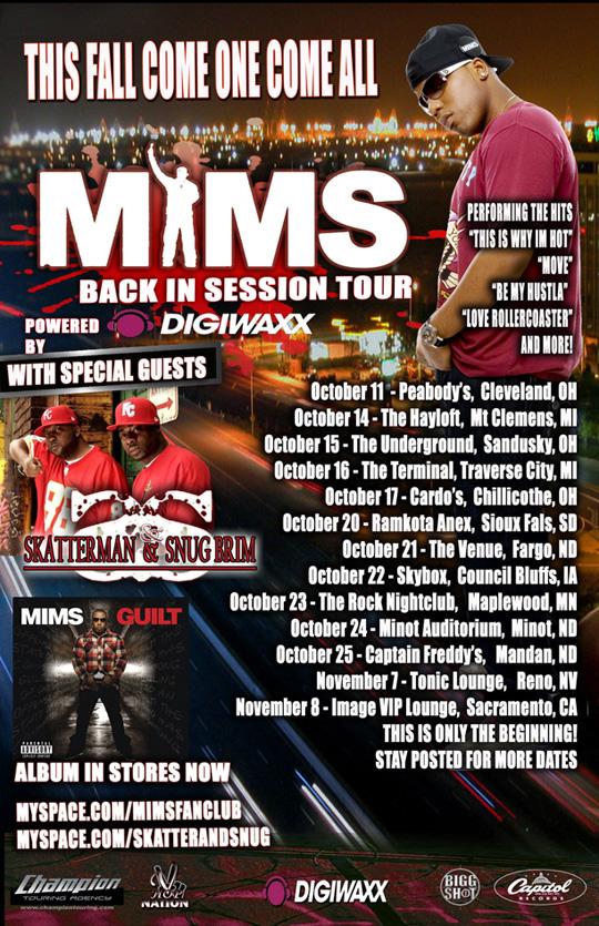 Mims-tour