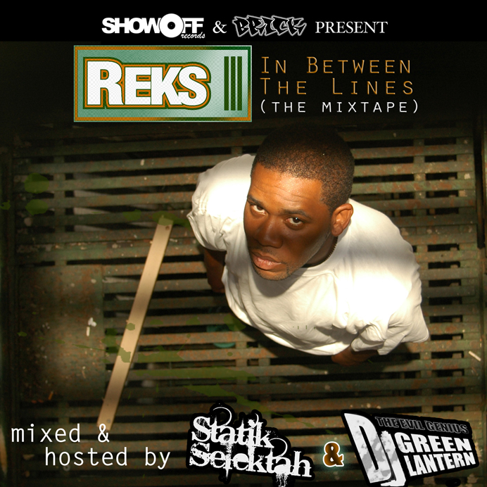 Reks In Between Lines