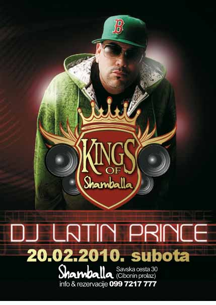 KingsOfShamballa 20_02_10 FLYER A6