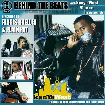 behind the beats 1 Kanye West   Behind The Beats Mixtape (2003)