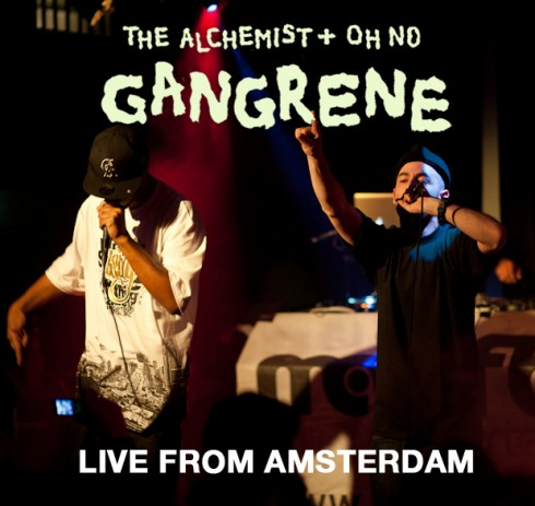 Gangreene Amsterdam