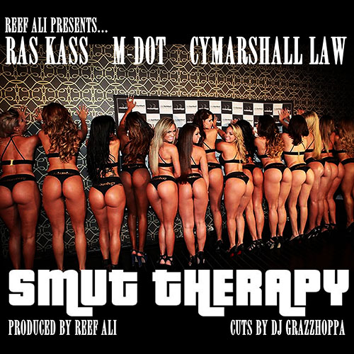 Smut Therapy (Flier)