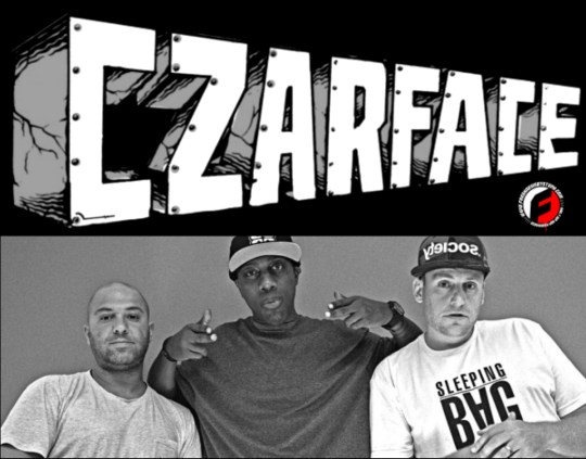 CZARFACE PHOTO