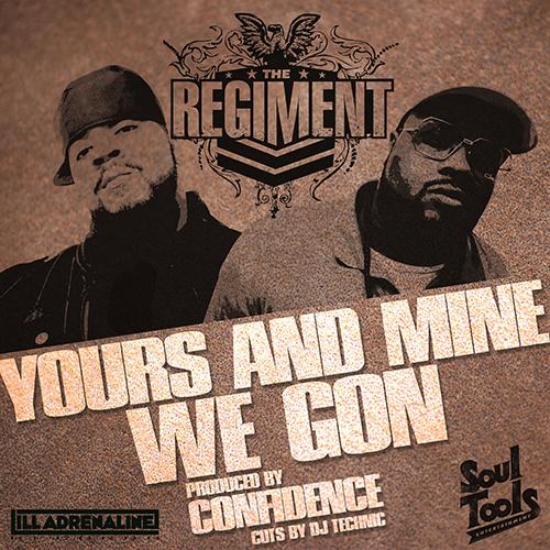 The Regiment & Confidence single