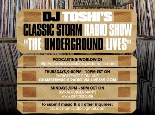 classic storm radio