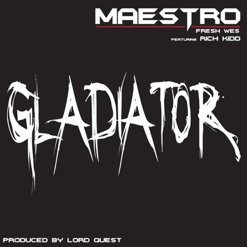 Gladiator feat Rich Kidd - Radio Edit