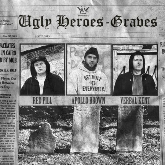 ugly heroes gravesSML