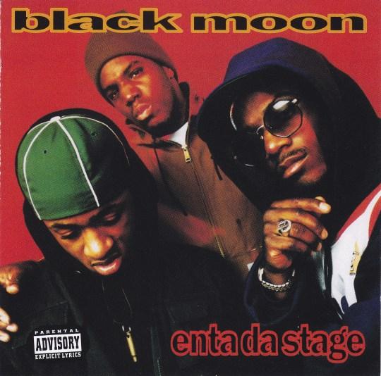 Black-Moon-Enta-Da-Stage-1993-Front