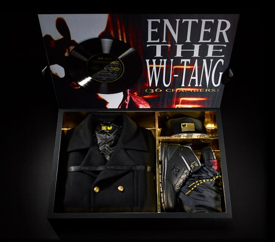 DC x WUTANG BRAND Product Photos