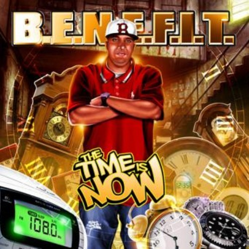 Benefit Feat. Buckshot- Something Inside
