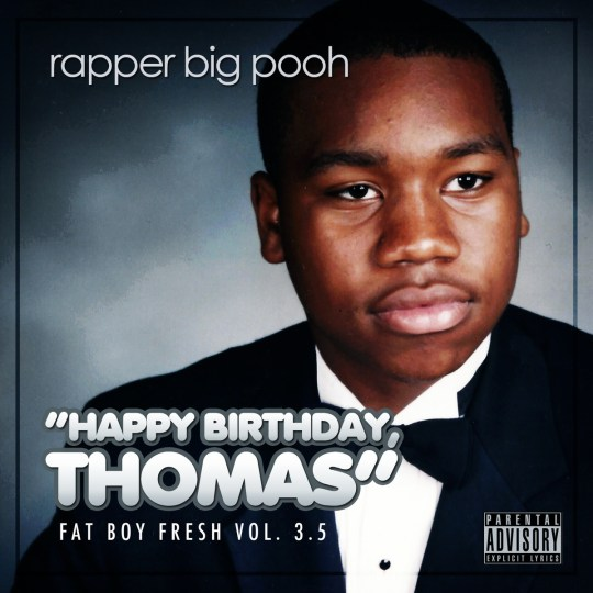 Rapper Big Pooh - Fat Boy Fresh 3.5
