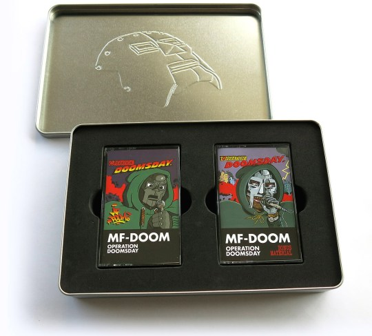 MF DOOM - THE DOOMSDAY TAPES