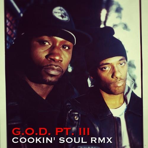 Mobb Deep - G.O.D. pt III (Cookin Soul remix)