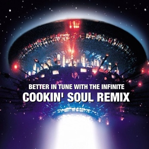 Jay Electronica - Better In Tune With The Infinite (Cookin Soul rmx)
