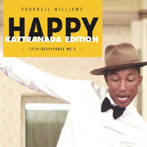 Pharrell - Happy Kaytranada