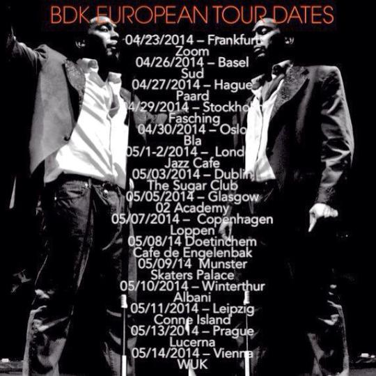 bdk tour