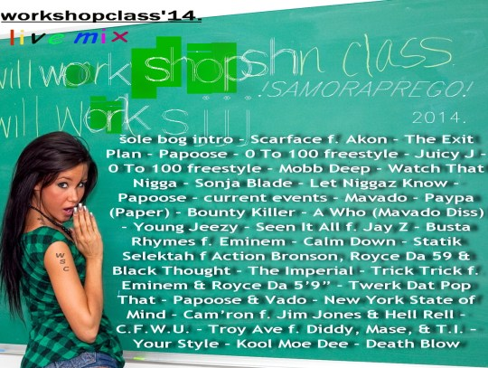 workshop class