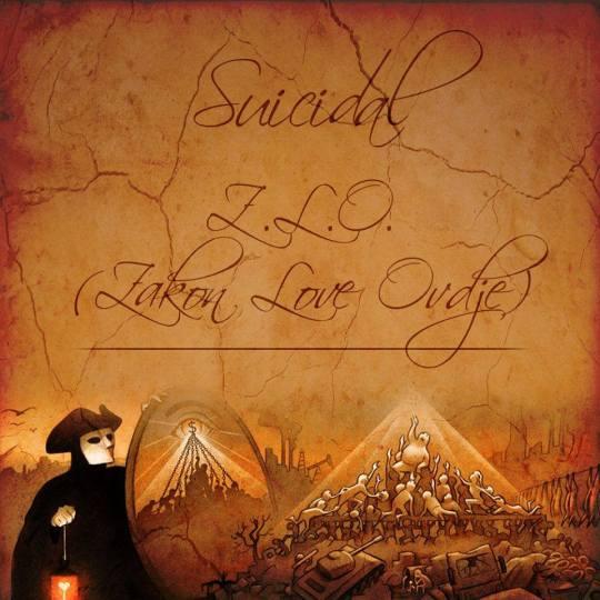 Suicidal - Z.L.O. (Zakon Love Ovdje)
