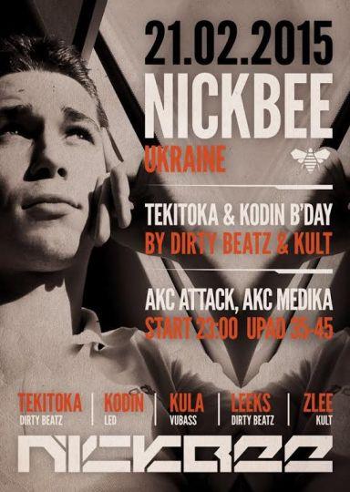 Nickbee vs.Dirty Beatz