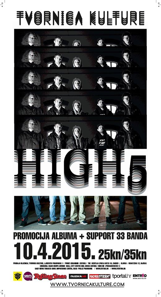 high5 promocija