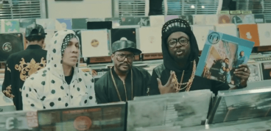 Video: The Black Eyed Peas - Yesterday