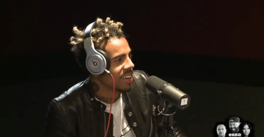 Video: Vic Mensa Interview on Ebro in the Morning