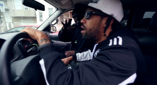 Video: Redman ft. Mr. Yellow - Somebody Got Robbd