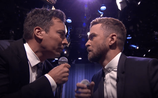 Video: History Of Rap 6 with Jimmy Fallon & Justin Timberlake