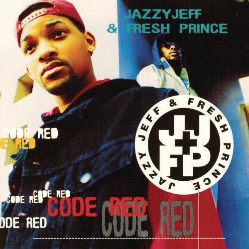 DJ Jazzy Jeff & The Fresh Prince ‎– Code Red