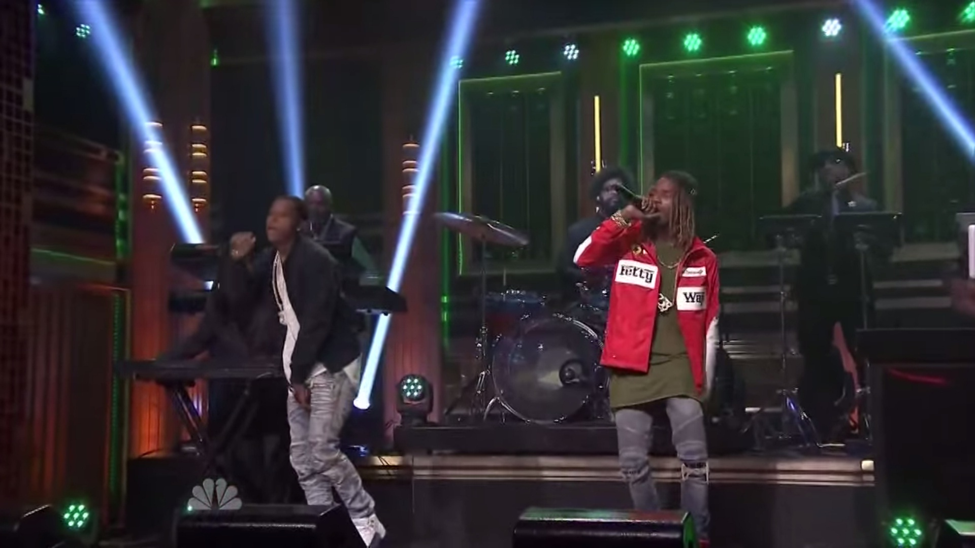 Video: Fetty Wap & The Roots Perform 679 Live on The Tonight